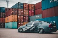 Škoda Octavia 2 RS Tuning