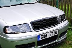 Škoda Octavia 1 tuning světla