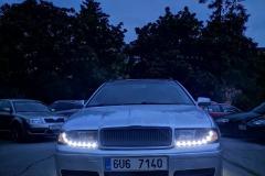 Octavia 1 tuning světla
