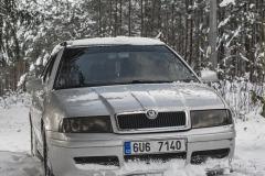 Škoda Octavia 1 1.9 TDI tuning