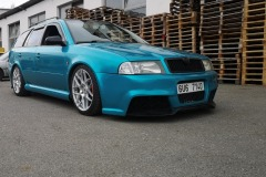 Škoda Octavia 1 tuning nárazník