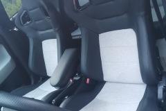 Sportovní sedačky DTS - Škoda Octavia 1 tuning
