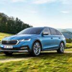Octavia v pohorkách: přijíždí nová Škoda Octavia Scout