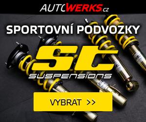 Autowerks - sportovní podvozky ST Suspensions