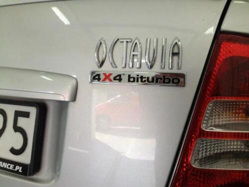 Octavia 3.2 V6 BiTurbo